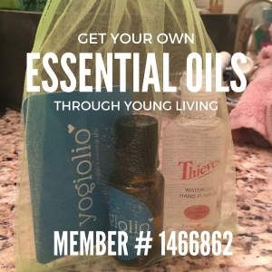 sign up to get young living